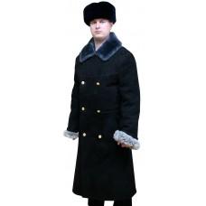 Пальто для состава милиции